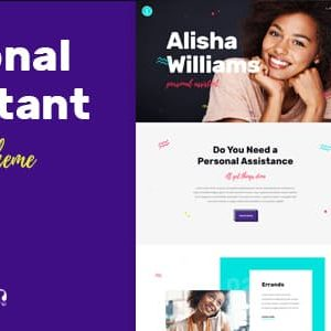 JUAL A.Williams - A Personal Assistant & Administrative Services WordPress Theme