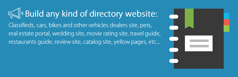 JUAL Advanced Classifieds and Directory Pro Premium