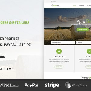 JUAL Agrodir - Directory for Producers & Retailers