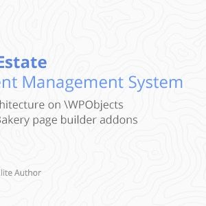 JUAL Area WordPress plugin - Real Estate CMS with 60 WPbakery page builder addons