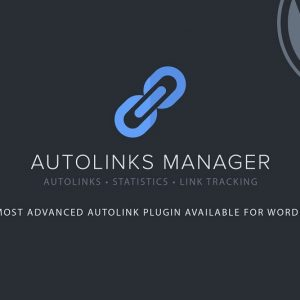 JUAL Autolinks Manager