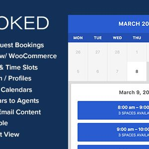 JUAL Booked - Appointment Booking for WordPress