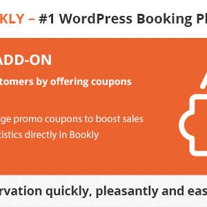 JUAL Bookly Coupons (Add-on)