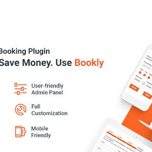 JUAL Bookly PRO - Appointment Booking and Scheduling Software Systems