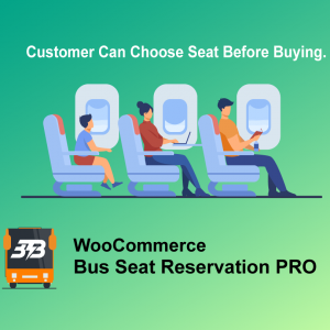 JUAL Bus Ticket Booking with Seat Reservation PRO
