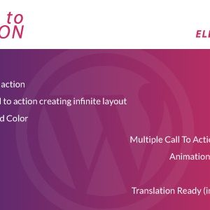 JUAL Call To Action for Elementor WordPress Plugin