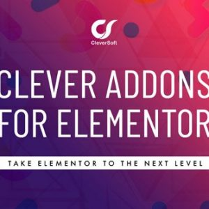 JUAL Clever Addons Pro for Elementor