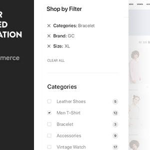 JUAL Clever Layered Navigation - WooCommerce Ajax Product Filter