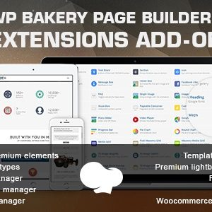 JUAL Composium - WP Bakery Page Builder Extensions Addon