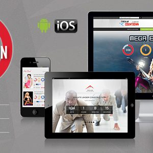 JUAL CountDown Pro WP Plugin - WebSites/Products/Offers
