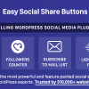 JUAL Easy Social Share Buttons for WordPress