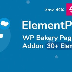 JUAL Element Plus - WPBakery Page Builder Addon