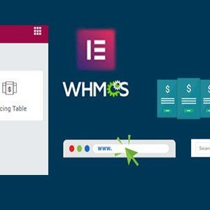 JUAL Elementor Whmcs Elements Pro For Elementor Page Builder