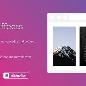 JUAL Emage - Image Hover Effects for Elementor Pro