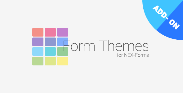 JUAL Form Themes for NEX-Forms