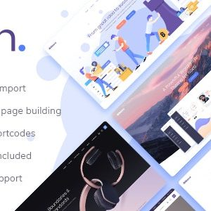 JUAL Foton - Software and App Landing Page Theme