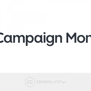 JUAL Gravity Forms Campaign Monitor Add-On