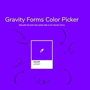 JUAL Gravity Forms Color Picker Add-On