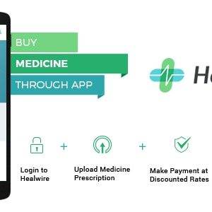 JUAL Healwire Android - Online Medical Store