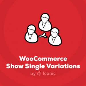 JUAL Iconic WooCommerce Show Single Variations