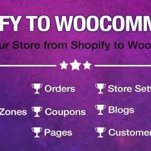 JUAL Import Shopify to WooCommerce - Migrate Your Store from Shopify to WooCommerce