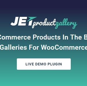 JUAL JetProductGallery - Elementor Represent Product Images in Form of Convenient Gallery