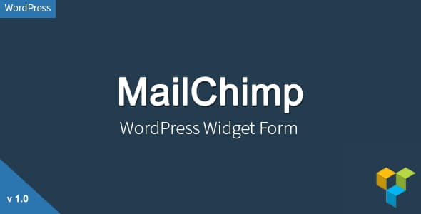 JUAL MailChimp-Form - Subscribe Widget and Visual Composer