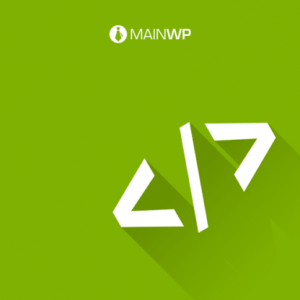 JUAL MainWP Code Snippets Extension