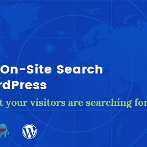 JUAL Mofect On-Site Search For WordPress