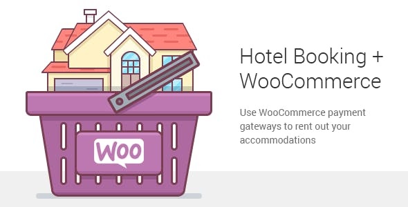 JUAL MotoPress Hotel Booking WooCommerce Payments Addon