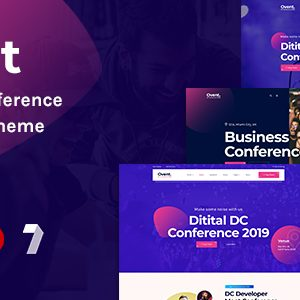 JUAL Ovent - Event & Conference WordPress