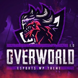JUAL Overworld - eSports and Gaming Theme