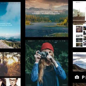 JUAL Photography - Photography WordPress for Photography
