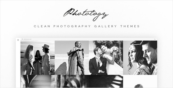 JUAL Photology - Clean Photography Gallery Themes