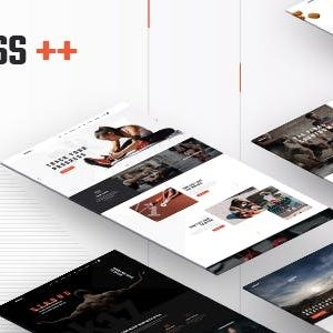 JUAL Prowess - Fitness and Gym WordPress Theme