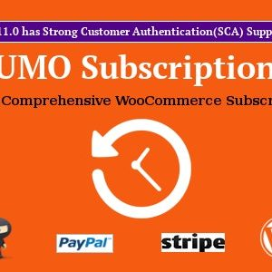 JUAL SUMO Subscriptions - WooCommerce Subscription System
