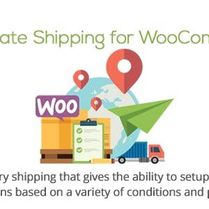 JUAL Table Rate Shipping for WooCommerce