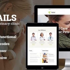 JUAL Tails - Veterinary Clinic