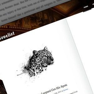 JUAL The Novelist - Responsive WP Theme for Writers