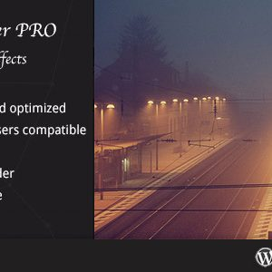 JUAL The Parallaxer WP - Parallax Effects on Content
