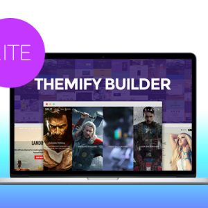 JUAL Themify Builder - Drag & Drop Page Builder For WordPress