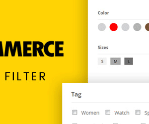 JUAL Themify WooCommerce Product Filter - Create Unlimited Product Filters For WooCommerce