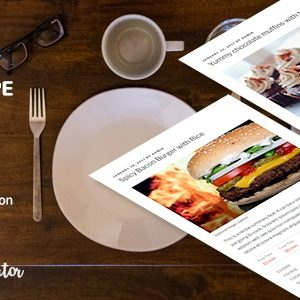 JUAL Total Recipe Generator - WordPress Recipe Maker with Schema and Nutrition Facts (Elementor addon)