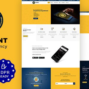 JUAL Tradent Cryptocurrency - Bitcoin
