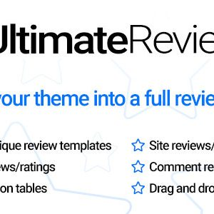 JUAL Ultimate Reviewer - Elementor & WPBakery Page Builder Addon