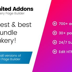 JUAL Unlimited Addons for WPBakery Page Builder (Visual Composer) 19602316
