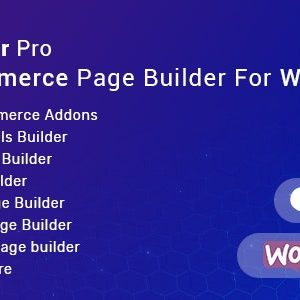 JUAL WC Builder Pro - WooCommerce Page Builder for WPBakery