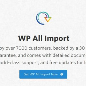 JUAL WP All Import Pro