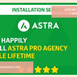 JUAL WP Astra Pro Agency Plugins + 7 Lifetime Licenses
