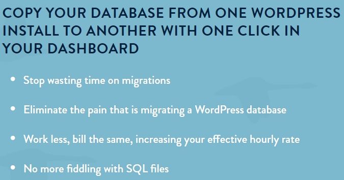 JUAL WP Migrate DB Pro + Add-Ons